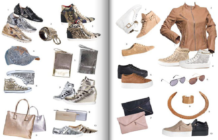 Sneakers Primadonna primavera estate 2015