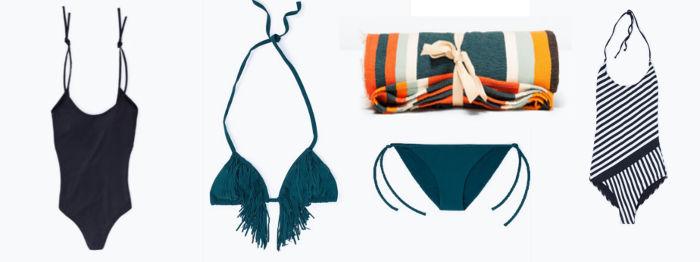 Zara costumi estate 2015