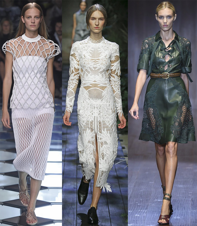 Vestiti Eleganti Gucci.Abiti Eleganti Balenciaga Erdem Gucci Moda Con Stile Online