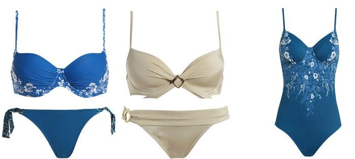 Yamamay costumi estate 2016 bikini e costumi interi - Costumi da bagno contenitivi pancia ...