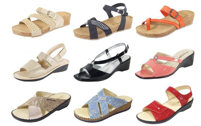 Valleverde scarpe primavera estate 2016