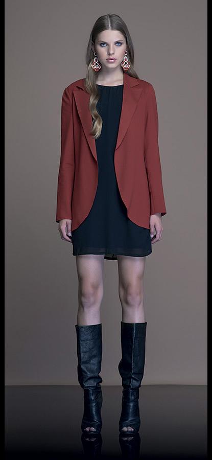 Borse Artigli Autunno Inverno : Giacca rossa artigli autunno inverno moda con
