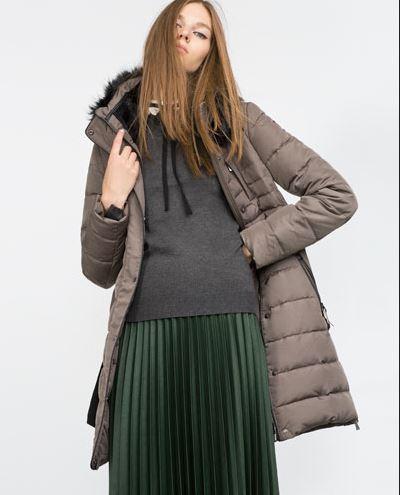 Zara piumini