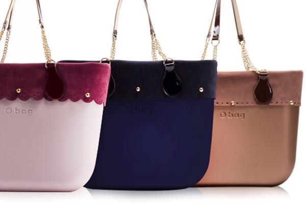 O bag borse in pelle
