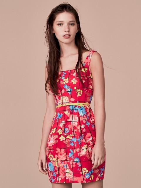 Abito a fiori liu jo primavera estate 2016 moda con - Fiori da giardino primavera estate ...