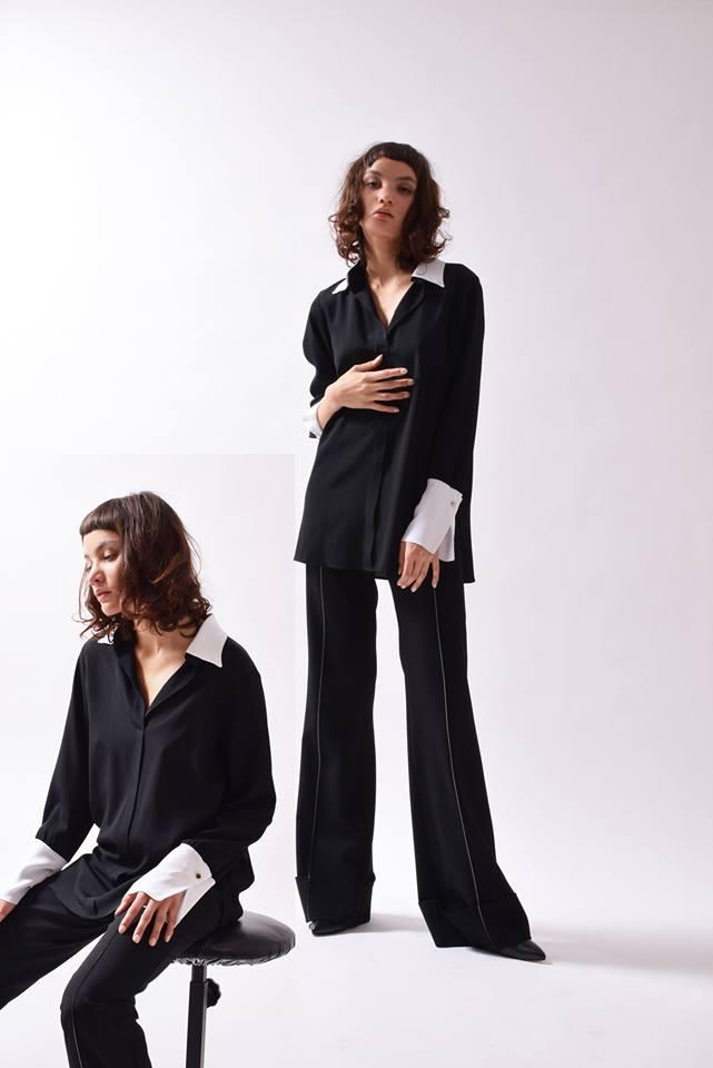 camicia stile maschile moda con stile online