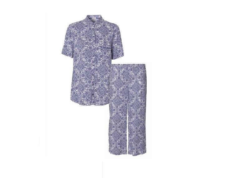 Completo homewear a fantasia Intimissimi primavera estate 2017