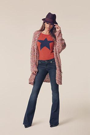 Denny Rose jeans svasato