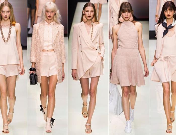 Idee per vestirsi di quarzo rosa