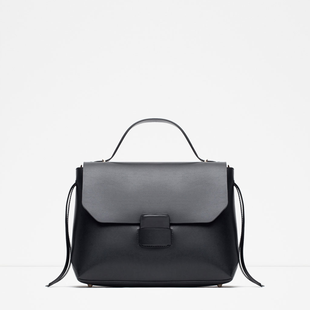 Zara borse primavera estate 2016 borsa da ufficio  Moda con stile ...