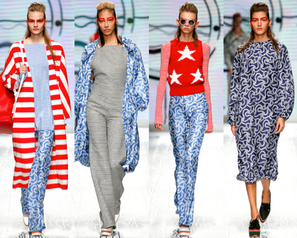 Max Mara Primavera Estate 2016 pantaloni