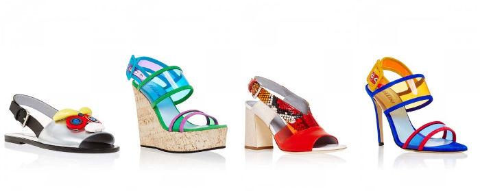 Pollini scarpe e sandali primavera estate 2016
