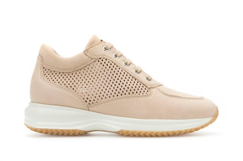 Sneaker Geox primavera estate 2016 rialzate
