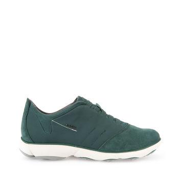 Sneaker Geox primavera estate 2016 verde petrolio