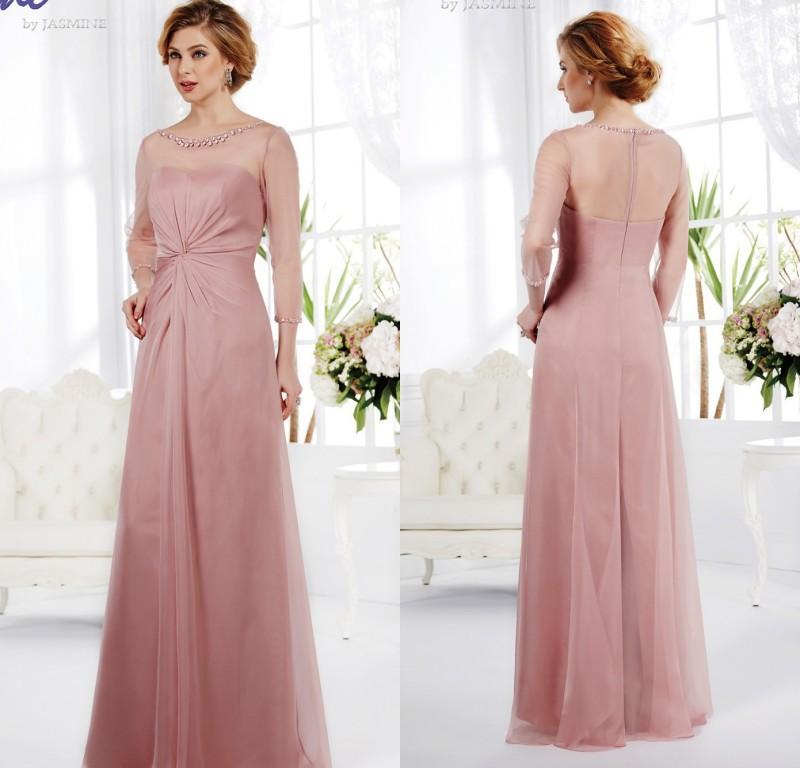 Abito Rosa Antico Moda Con Stile Online