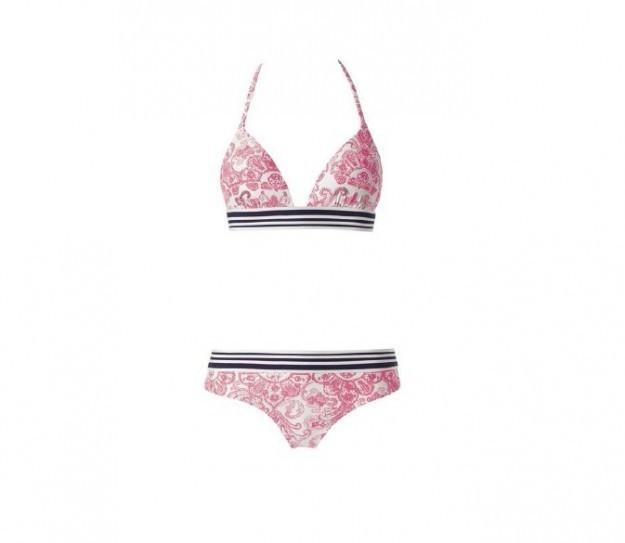 Bikini con stampa Calzedonia