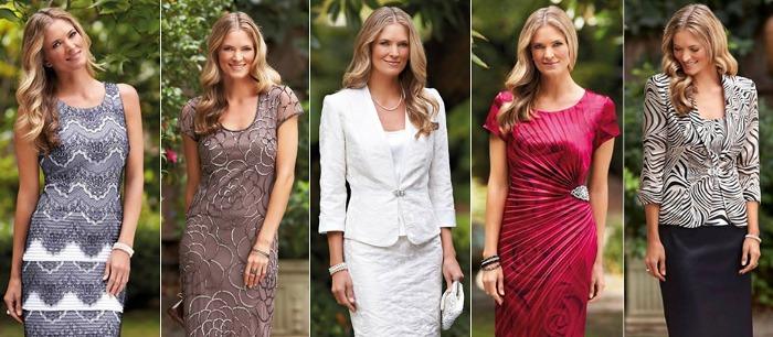 Mamma dello sposo abiti eleganti