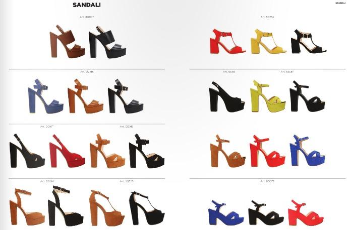 estilo Zapatos Primavera Verano en 2016Moda Primadonna línea con gYbvf76y