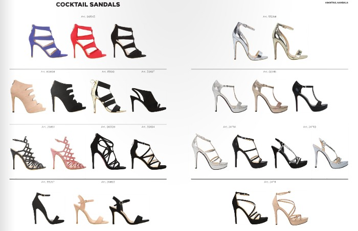 Primadonna sandali alti