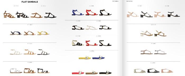 Primadonna sandali bassi