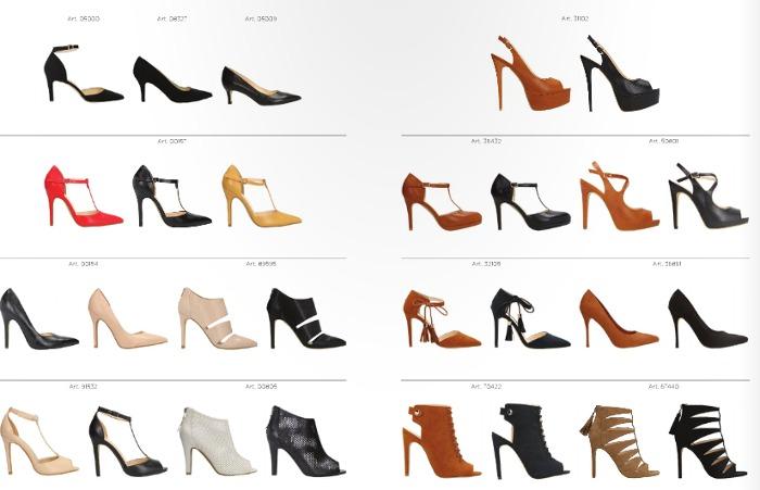 Primadonna scarpe spuntate