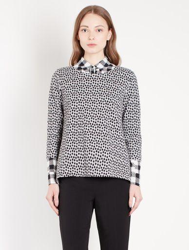 Blusa in jersey Marella
