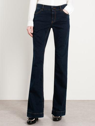 Jeans a zampa Marella