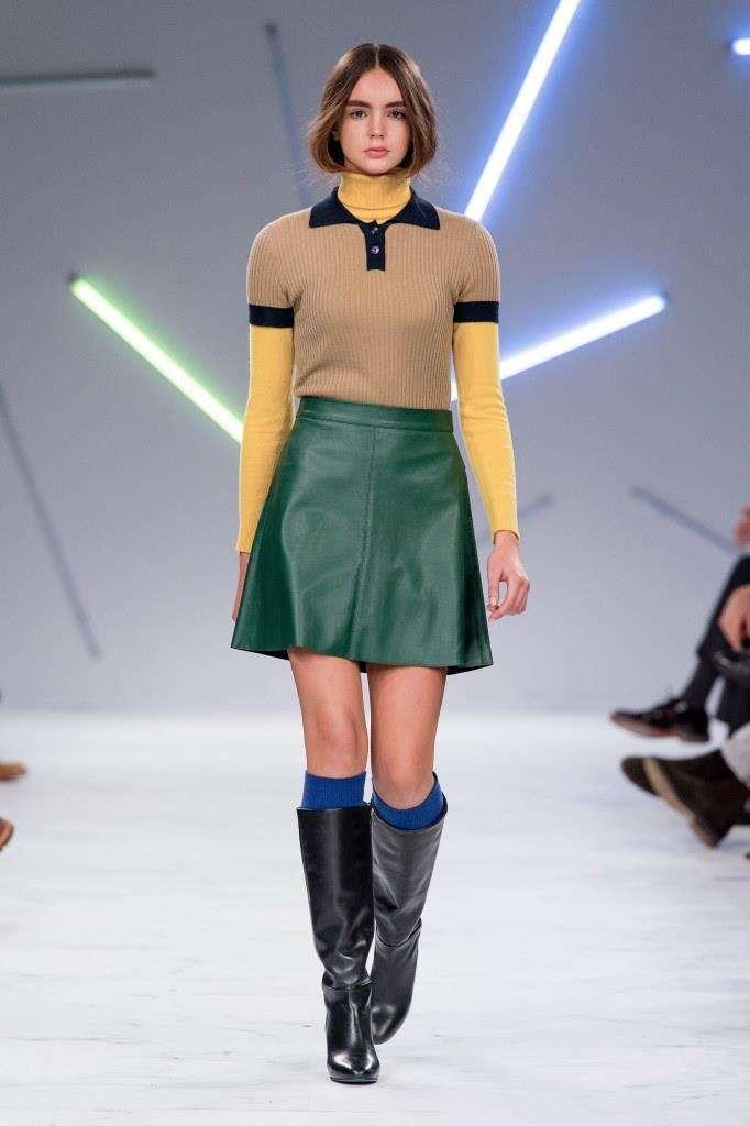 Polo in lana Benetton