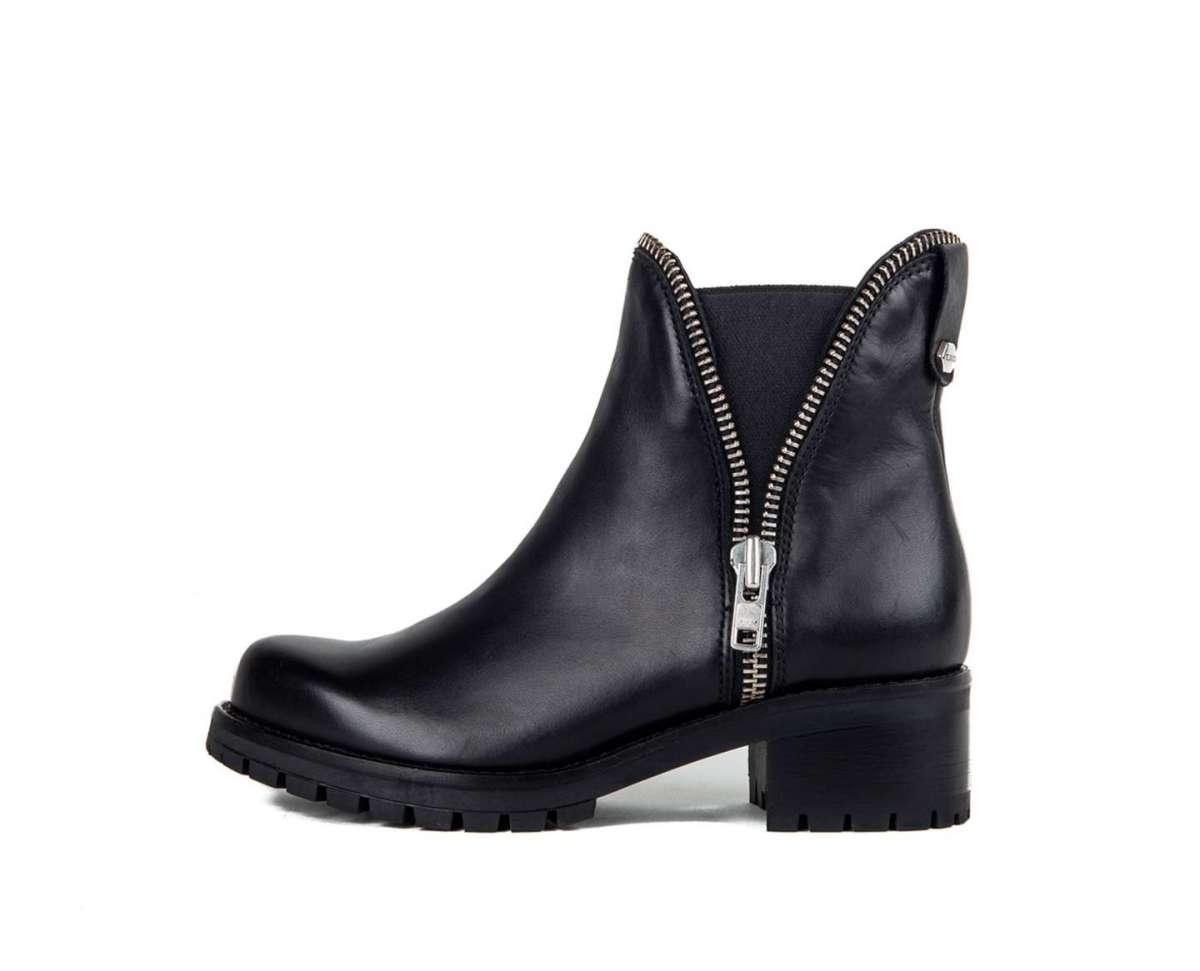 Ankle Boot Con Zip Cult Autunno Inverno 2017