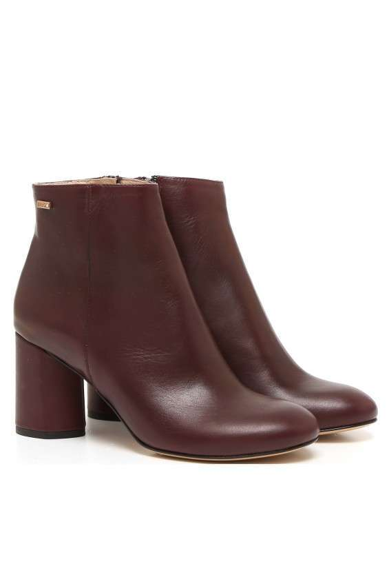 Ankle Boot Marroni Liu Jo Autunno Inverno 2017