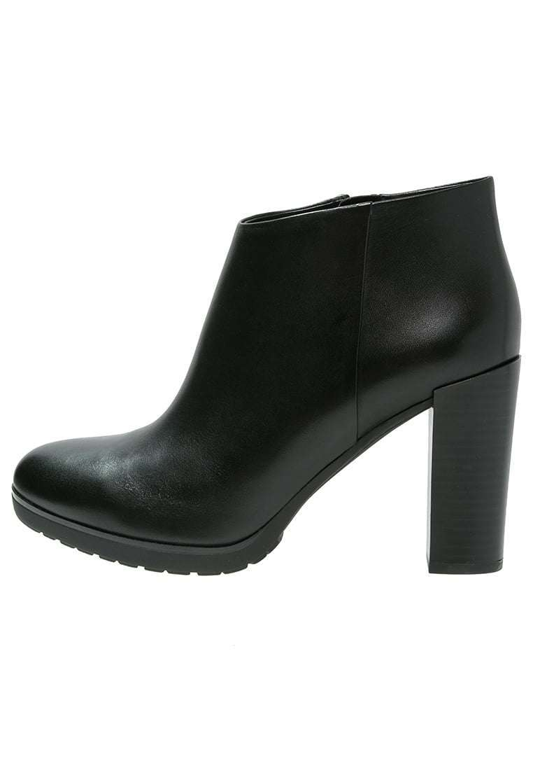 Ankle Boot Neri Geox Autunno Inverno 2017