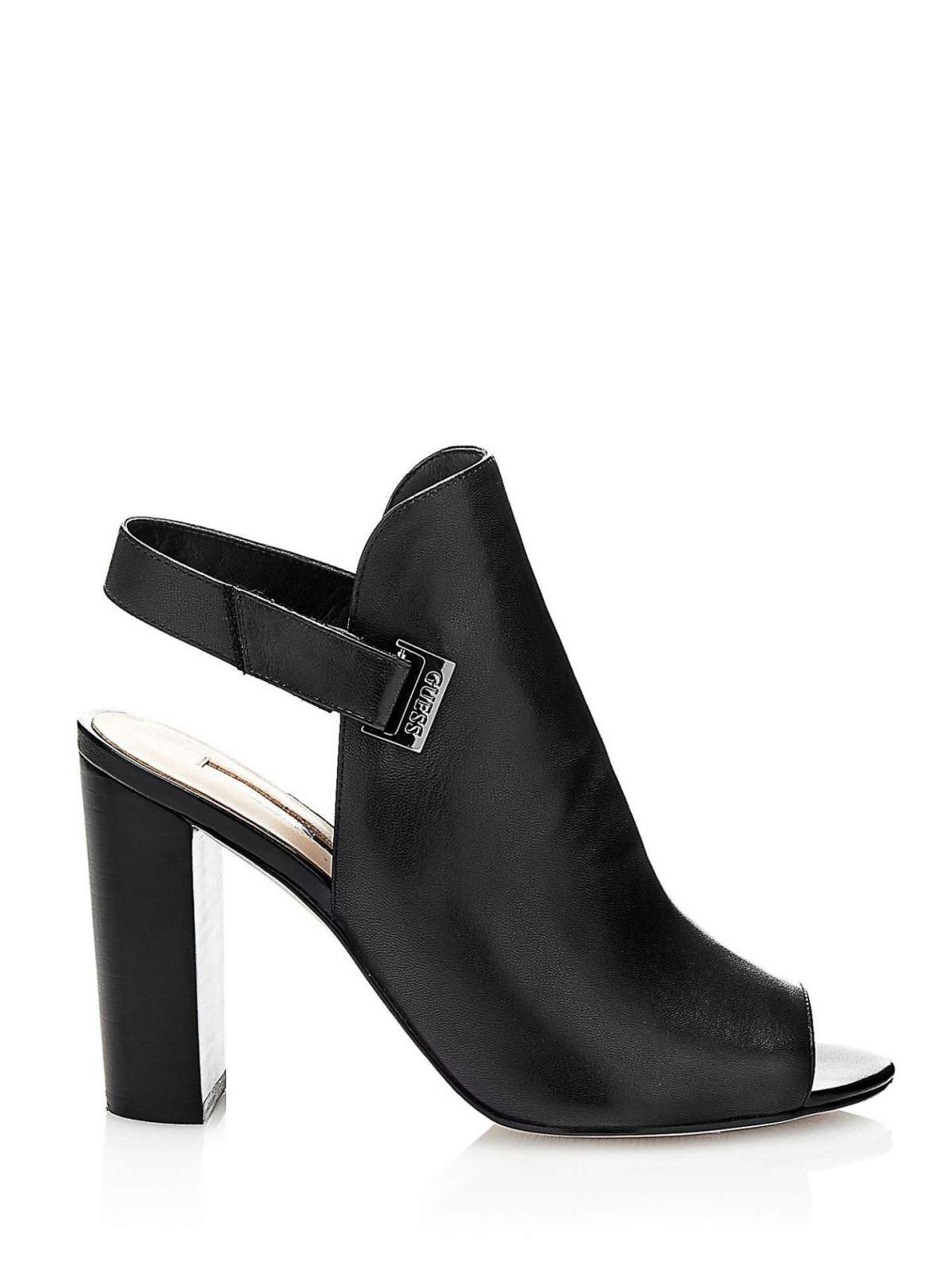 Ankle Boot Open Toe Guess Autunno Inverno 2017
