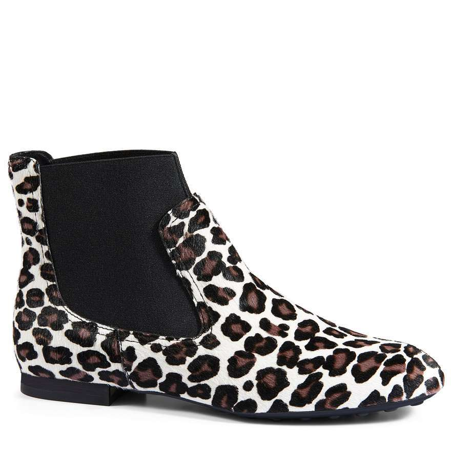 Chelsea Boot Animalier Tods Autunno Inverno 2017