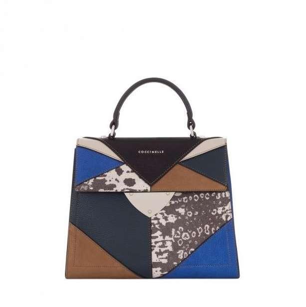Handbag Combinata Coccinelle Autunno Inverno 2017