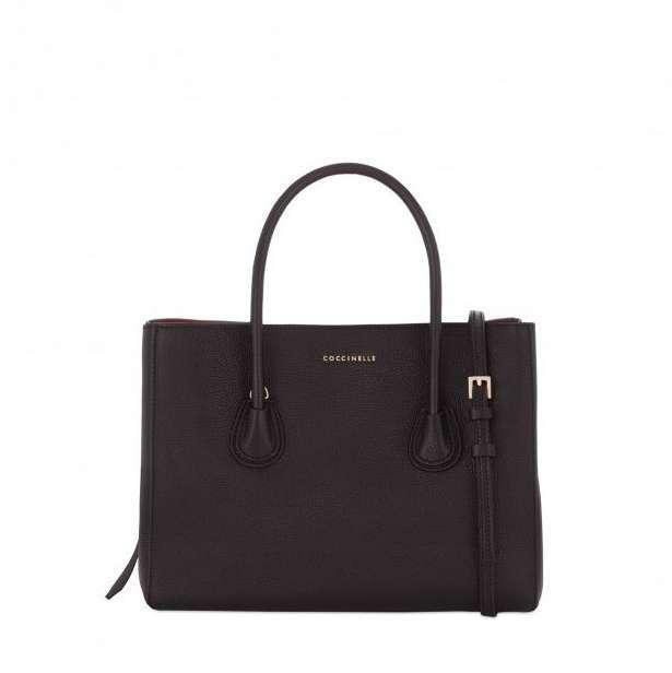 Handbag Nera Coccinelle Autunno Inverno 2017