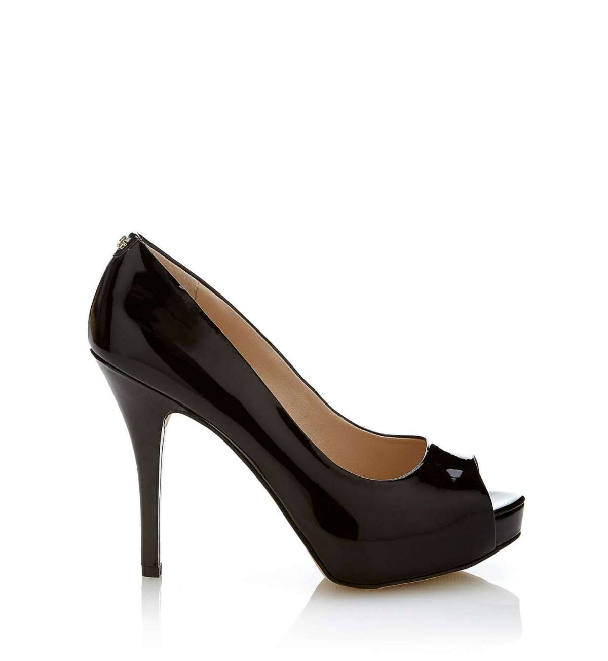 Peep Toe Nere Guess Autunno Inverno 2017