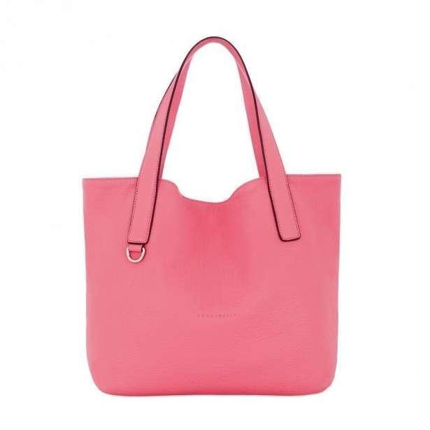 Shopper Rosa Coccinelle Autunno Inverno 2017