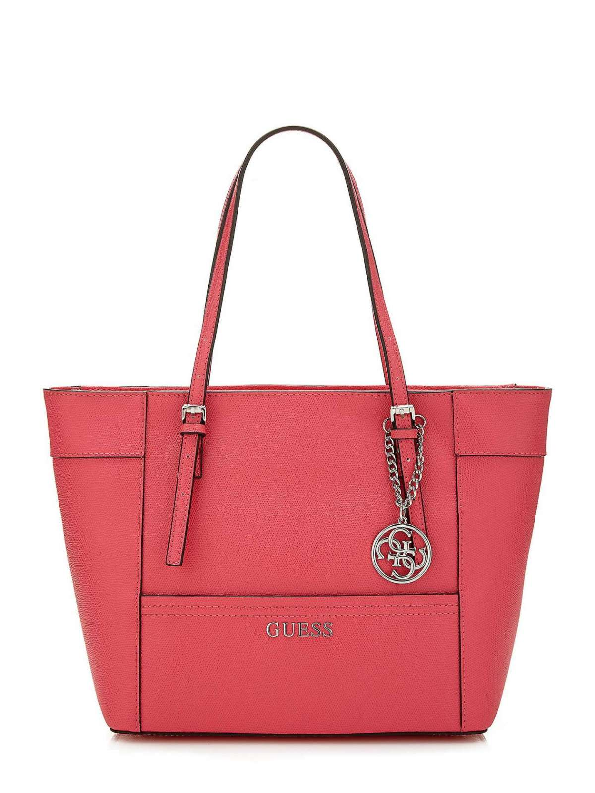 Shopping Bag Piccola Color Fragola Guess Autunno Inverno 2017