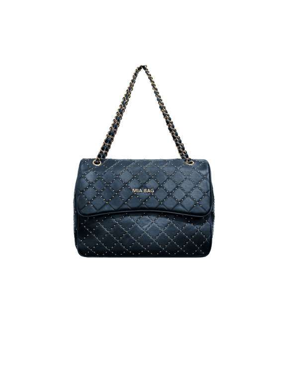 Shoulder Bag Con Borchie Mia Bag Autunno Inverno 2017