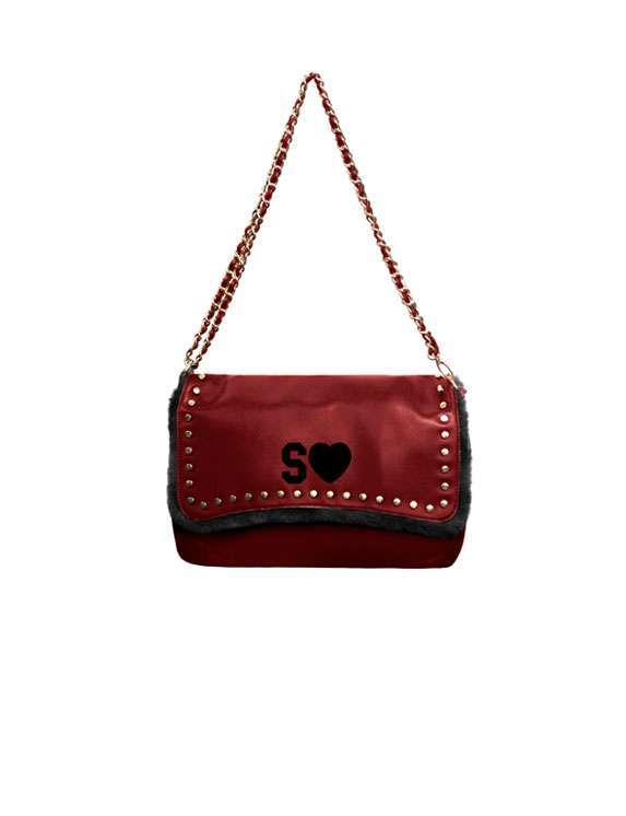 Shoulder Bag Reversibile Mia Bag Autunno Inverno 2017