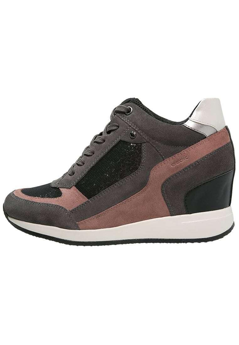 Sneakers Con Zeppa Geox Autunno Inverno 2017