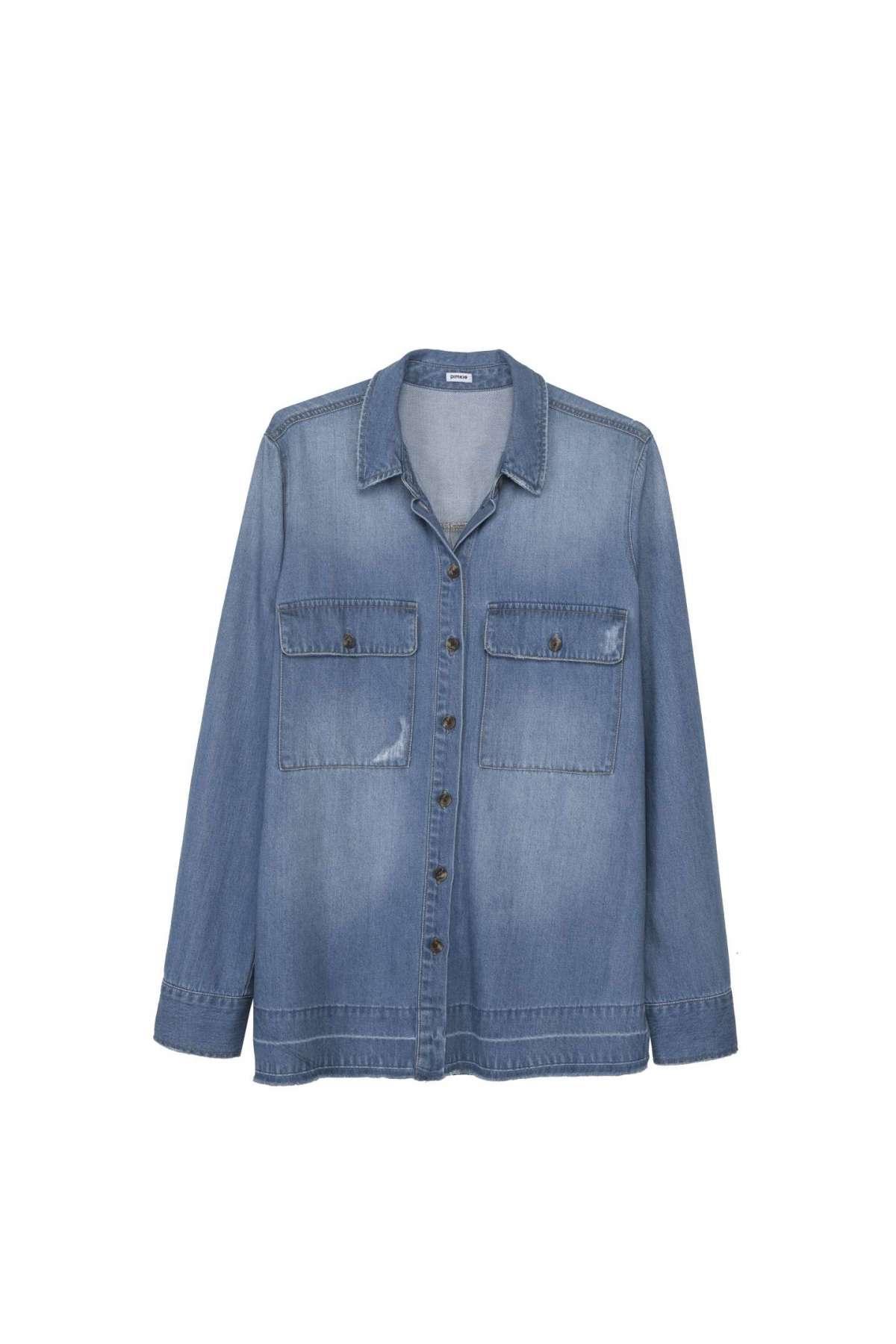 Camicia Di Jeans Pimkie Autunno Inverno 2017