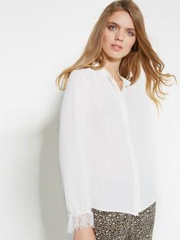 Camicia Di Seta Motivi Autunno Inverno 2017