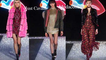 Just Cavalli 2016 2017 Donna Autunno Inverno