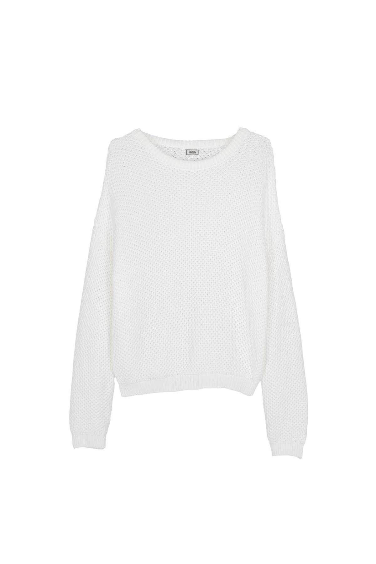 Maglione Bianco Pimkie Autunno Inverno 2017
