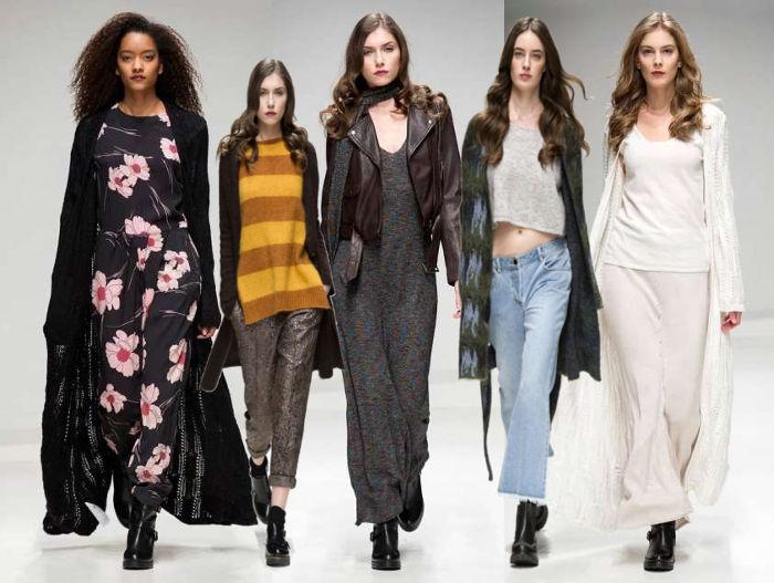 outlet store ff5a2 f94cf Stefanel autunno inverno 2016 2017 collezione abbigliamento ...