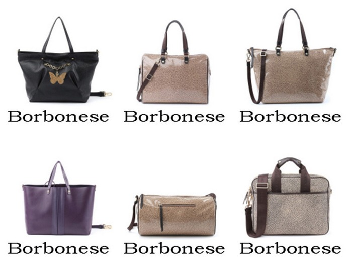 Borbonese Nuova Collezione Borse