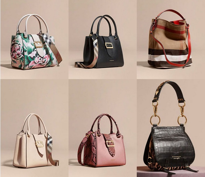Catalogo Borse Burberry