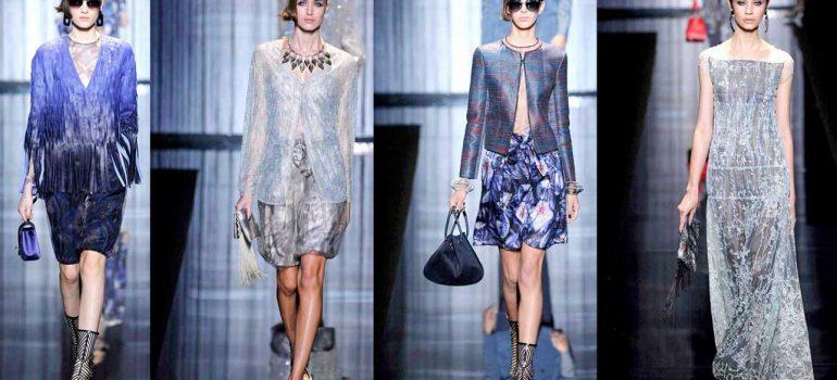 Armani Primavera Estate 2017 Collezione Abbigliamento