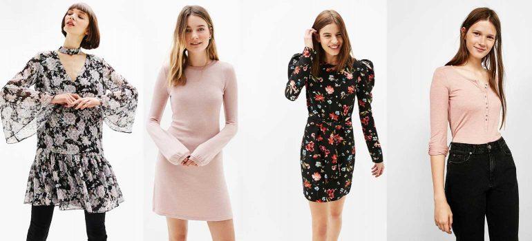 Bershka Primavera Estate 2017 Collezione Abbigliamento